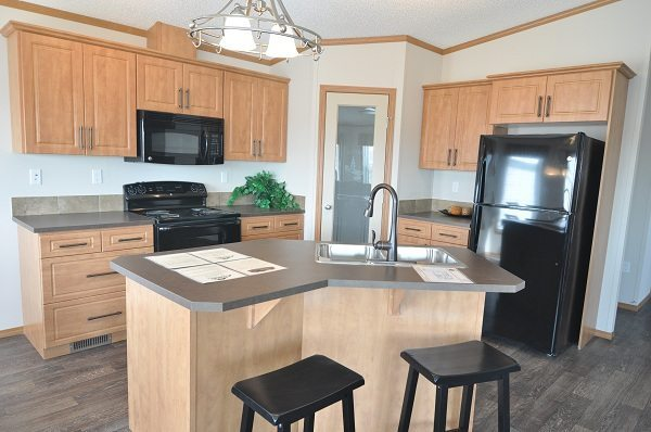Beauvista Modular Home - Kitchen - Model Available To Order