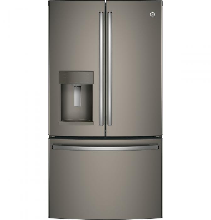 Slate 26 Cu. Ft. Fridge - Kitchen - Appliances