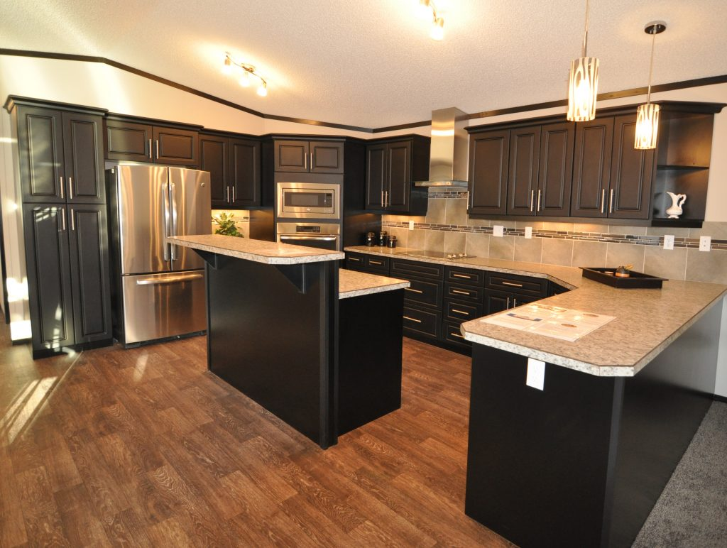 Vienna Modular Home - Kitchen - Model Available To Order