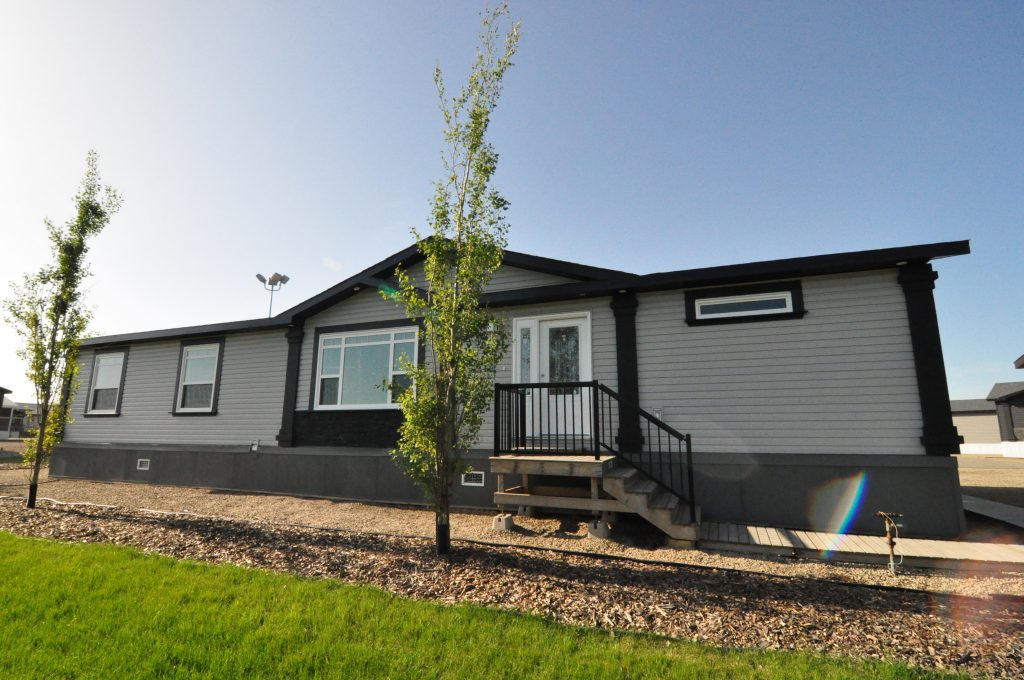 Parwell Modular Home - Exterior - Model Available To Order