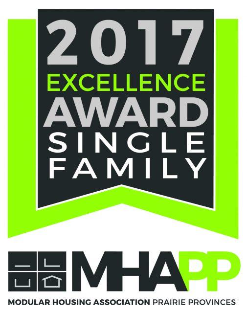 MHAPP 2017 Excellence Award - Single Family