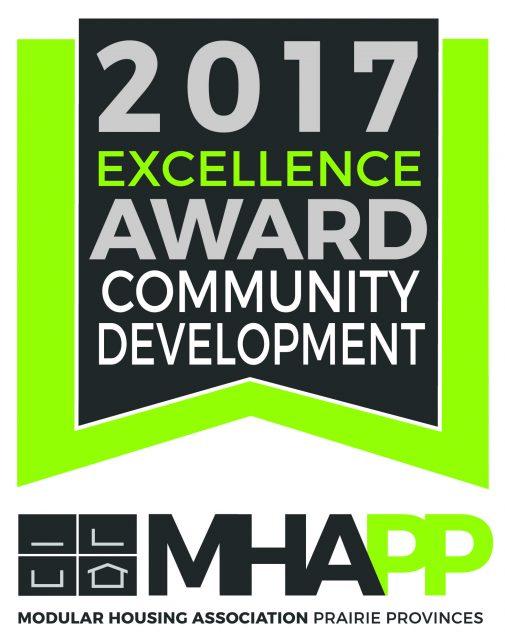 MHAPP 2017 Excellence Award - Community Development